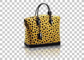 点背景,肩包,黄色,手提行李,草间弥生,芬迪,手提袋,时尚,波尔卡点