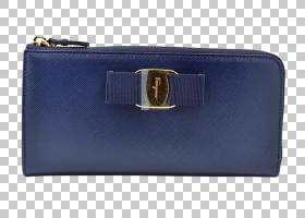 手提包硬币钱包,肩包,钴蓝,电蓝,菲拉格慕,白色,摩洛哥皮革,菲拉