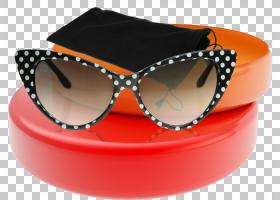 卡通太阳镜,个人防护装备,橙色,红色,服装辅料,手提包,复古服装,