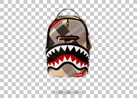 卡通鲨鱼,硬币钱包,米色,嘴,皮带,时尚,折扣和津贴,套筒,服装辅料
