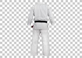 柔道肩,颈部,手臂,服装,白色,裤子,服装,长袍,关节,腹部,运动服,