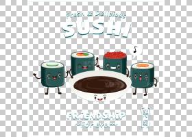 寿司卡通,表,餐具,炊具和烘焙器皿,汤姆鼓,陶瓷,杯子,鼓,材质,动