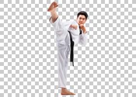 跆拳道卡通,手臂,手,专业,日本武术,服装,关节,统一,唐秀道,kenp