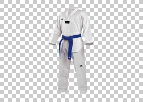 跆拳道卡通,运动服,长袍,白色,服装,黑色,关节,运动服,套筒,外衣,
