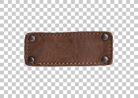 皮革棕色,矩形,钱包,棕色,手柄,皮带,资源,皮带,材质,皮革,