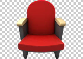 红色背景,汽车座椅盖,角度,卡通,室内装潢,奥斯曼,红色,翼椅,家具
