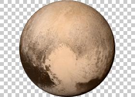 月球卡通,空间,天文物体,球体,月亮,矮行星,天然卫星,卡戎,冥王星