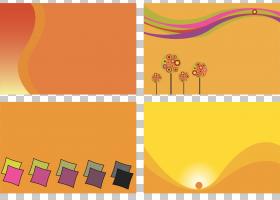 名片设计,线路,橙色,热量,黄色,文本,角度,呜呜,卡片库存,业务,信