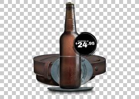 啤酒卡通,礼物,玻璃瓶,猫头鹰,手表,织带,瓶子,扣,皮带,皮带扣,啤