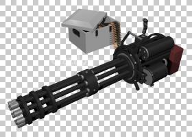 枪械卡通,圆柱体,枪械附件,工具,硬件,762毫米口径,Gau8复仇者,皮