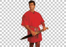 骑士卡通,长袍,套筒,外衣,肩部,皮革,好望角,罗马州,统一,服装,衬