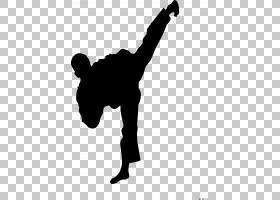 韩国卡通,黑白,线路,手指,关节,手,剪影,韩国武术,黑带,英国跆拳
