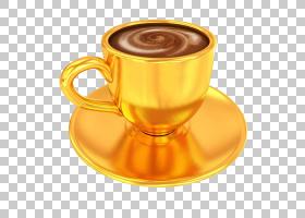奶茶背景,饮具,服务软件,蒲公英咖啡,白咖啡,Au Lait咖啡馆,餐具,