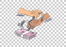 警察卡通,动画片,线路,手指,设计,手,图案,拇指,罪犯,刑法,犯罪行
