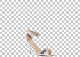 银色背景,米色,碱性泵,高跟鞋,鞋类,金属,细高跟鞋,透明高跟鞋,价
