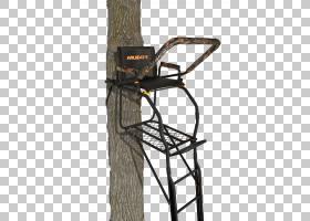 阶梯卡通,家具,树,绳索,梯子,攀登,Muddy Prestige 2人梯子看台,