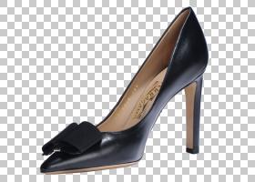 鞋棕色,高跟鞋,碱性泵,鞋类,棕色,塞尔瓦托・菲拉格慕,纺织品,羊