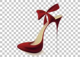 红色背景,高跟鞋,红色,鞋类,数码印刷,价格,海报,鞋子,艺术家,痴
