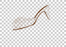 线条卡通,机翼,鞋类,设计我,线路,鞋子,