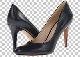 女性卡通,高跟鞋,碱性泵,黑色,皮革,女人,凉鞋,套装,阿迪达斯,露