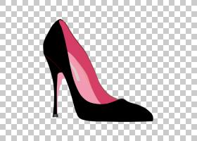 粉色背景,人腿,洋红色,碱性泵,粉红色,高跟鞋,鞋类,时尚,动画片,