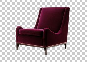 沙发卡通,扶手,舒适性,紫色,角度,相思,房间,天鹅绒,奥斯曼,翼椅,