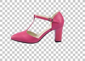 粉色背景,高跟鞋,洋红色,碱性泵,鞋类,户外鞋,紫色,精品店,免费赠