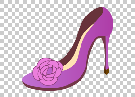 粉色背景,高跟鞋,洋红色,紫罗兰,鞋类,丁香,粉红色,运动鞋,凉鞋,