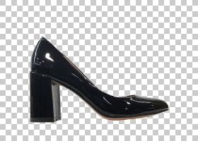 工厂卡通,高跟鞋,碱性泵,黑色,鞋类,罗杰・维维尔(Roger Vivier),