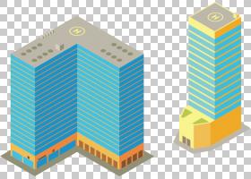建筑卡通,角度,建筑工程,摩天大楼,公寓,购物中心,大楼,