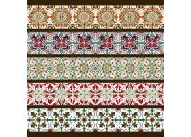复古欧式花纹底纹