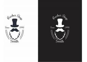 绅士主题图标LOGO设计