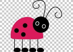 粉色背景,线路,微笑,鼻子,面积,粉红色,壁画,动物,墙贴花,贴纸,甲