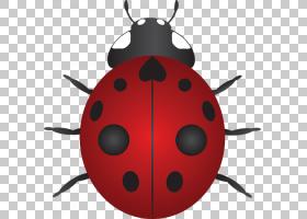 瓢虫剪贴画,技术,甲虫,昆虫,瓢虫,房屋,叉子,战略,行业,餐具,房间