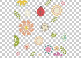 红色花边,边框,线路,花瓣,纺织品,花卉设计,黄色,圆,材料,面积,花