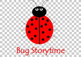 鸟线艺术,圆,面积,微笑,甲虫,线路,文本,瓢虫,红色,伯德夫人,图书