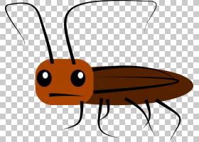 蟑螂卡通,昆虫,甲虫,奥吉和蟑螂,动画,害虫,动画片,蟑螂,(1)