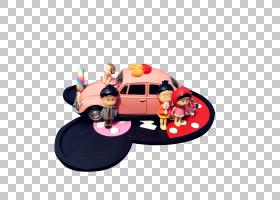 汽车背景,技术,玩,娱乐活动,玩具,粉红色,壁画,车辆,贴纸,动画片,