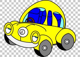 汽车背景,线路,车辆,黄色,面积,笑脸,动画片,大众运输车,小汽车,