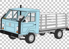 灯光卡通,模型车,面包车,运输,前轮驱动,泪滴拖车,多用途车,商用