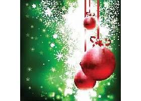 新年圣诞节主题喜庆节日气氛装饰元素标签设计60