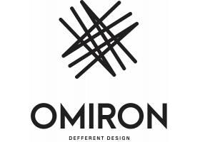 单色粗线条边框几何图形组合LOGO图标设计