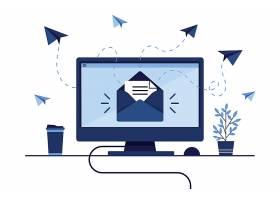 电子邮件网页