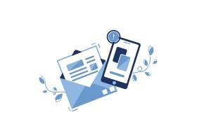 错误页面和电子邮件