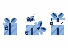 网页的礼物盒子