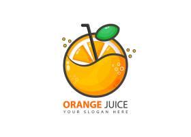 橙汁LOGO设计