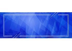 深色互联网科技主题Banner背景
