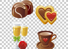 万维网,咖啡杯,快餐,杯子,心,糖果店,风味,食物,万维网,巧克力糖
