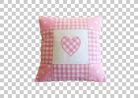心脏背景,材料,心,粉红色,地板,淋浴,床,沙发床,沙发,格子棉布,扔图片