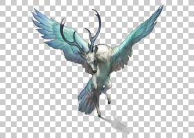 小鸟卡通,羽毛,喙,动作人偶,小雕像,鸟,机翼,半人马,麒麟,民俗,兽图片